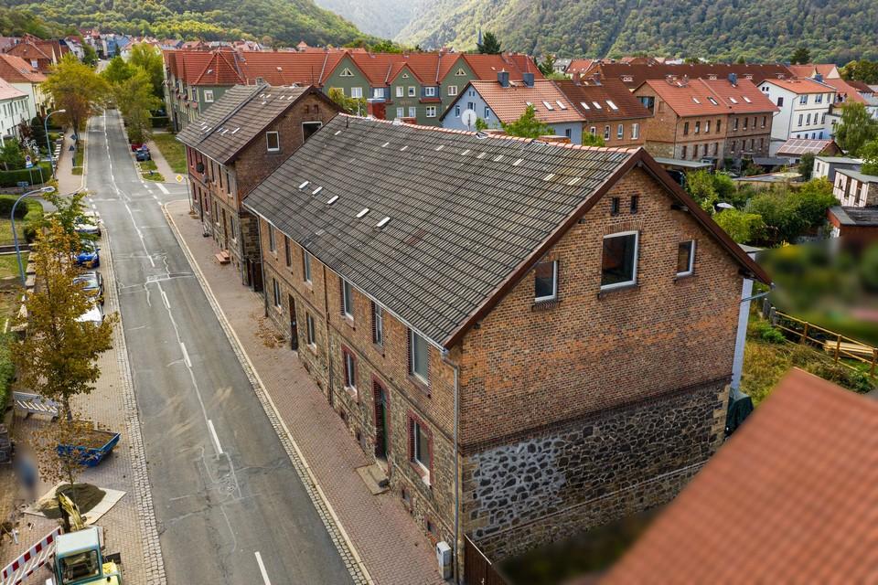 Drohne Luftbildfotografie Drohnenservice Immobilien