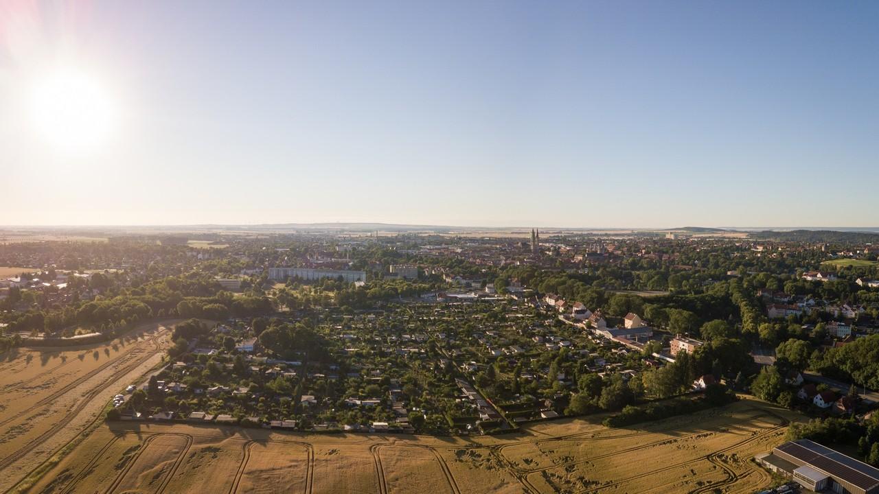 Industrieanlagen Unternehmensfotografie Drohne Luftbild Fotograf