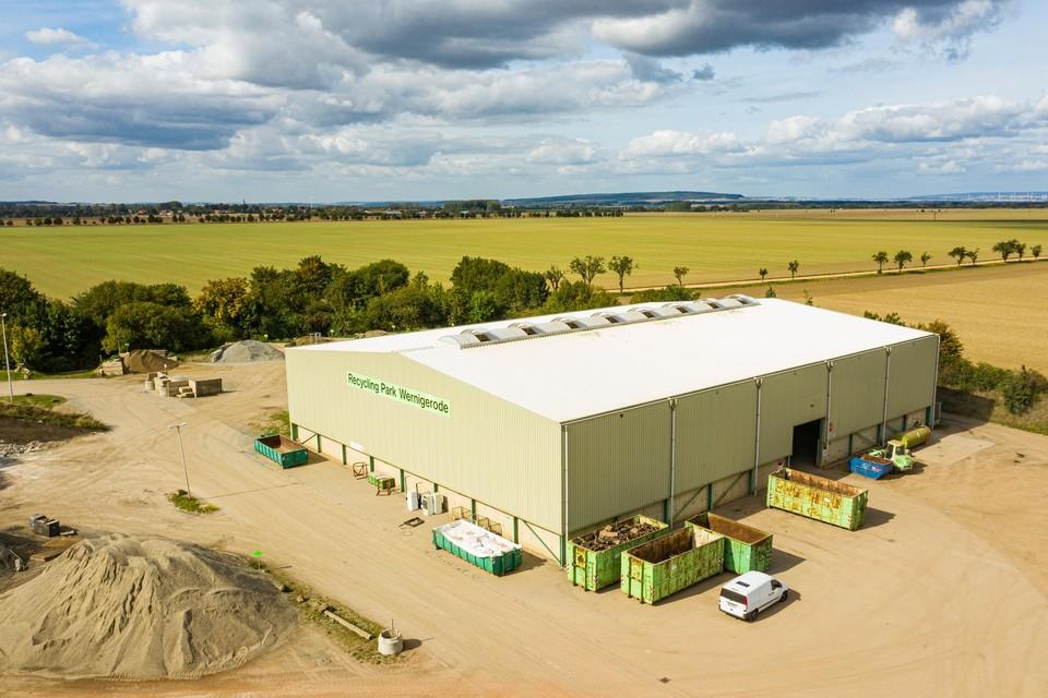 Luftbildfotograf Drohne Industrie Gewerbe