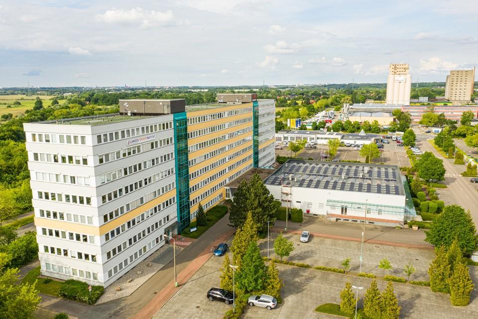 Immobilien Architektur Fotografie Drohne